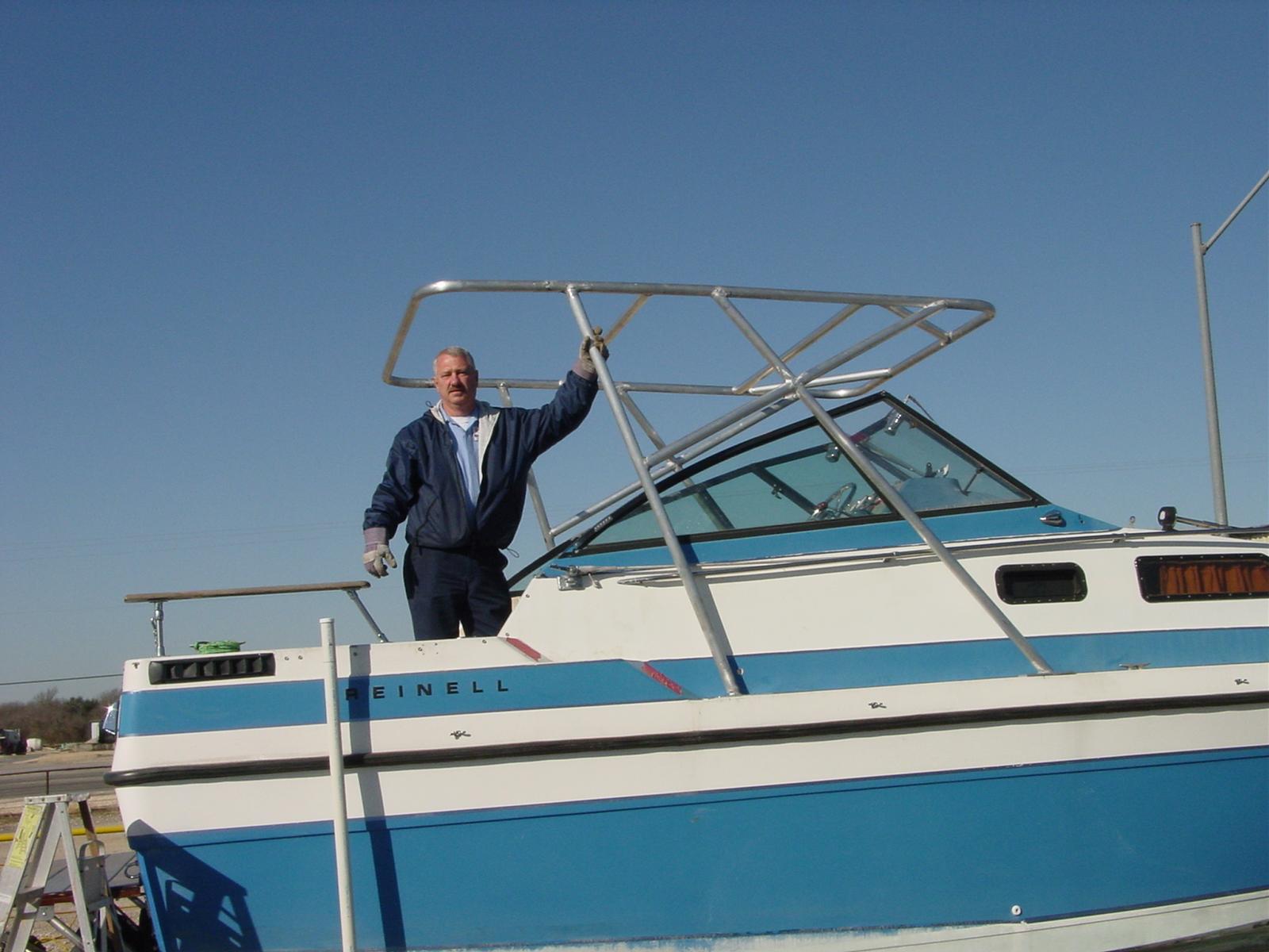 Boat Seat Bar Stools